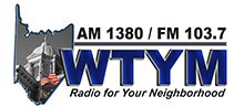 Logo for WTYM - Kittanning, Pennsylvania USA